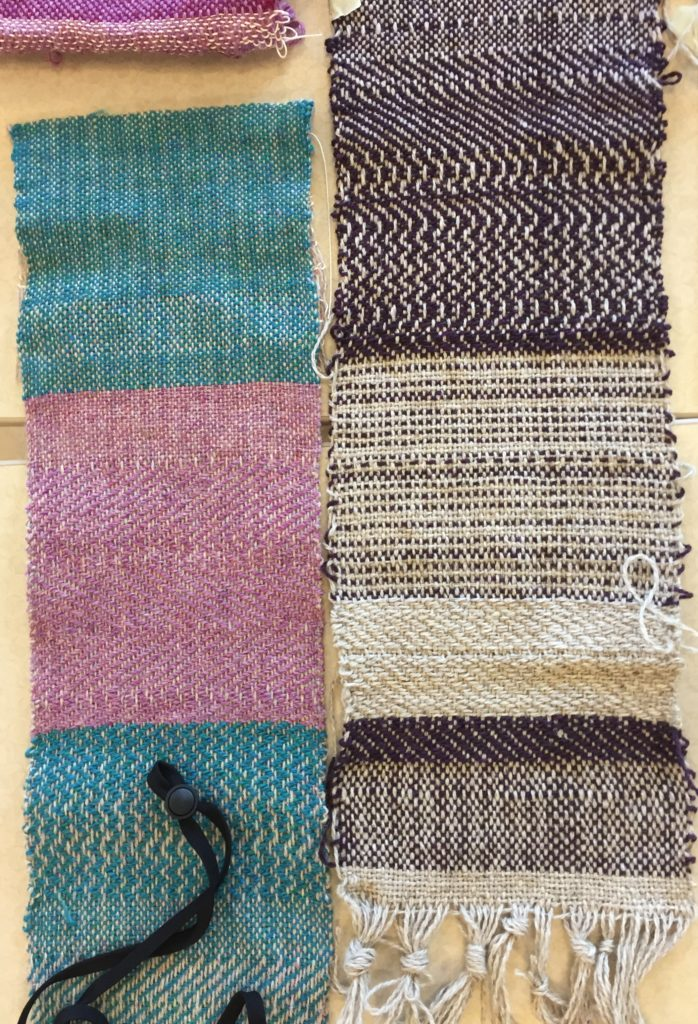MAFA 2019 Weaving 101 Final Samples